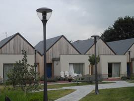 Création d'un foyer pour personnes âgées
