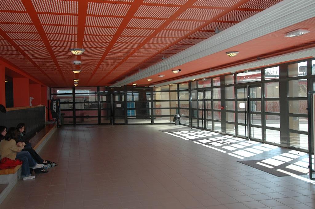 Lycée Monge