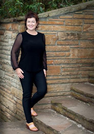Florie Reber Principal Designer and Owner Salt Flower Studio