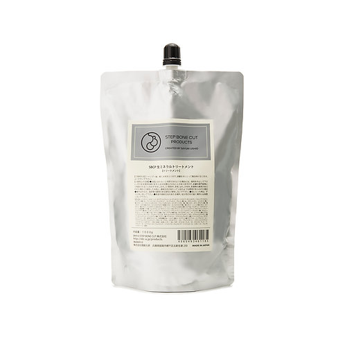 SBCP RAW MINERAL TREATMENT 1000ml Sale price $185/ Association price $74