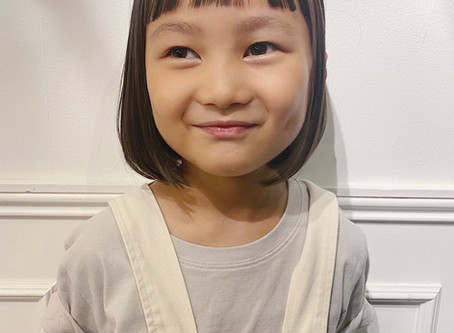 【Akane】Kids cut