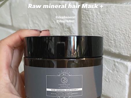 【Akane】Raw mineral hair mask+