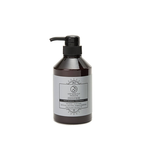 SBCP RAW MINERAL TREATMENT 400ml Sale price $95/ Association price $38 ×6