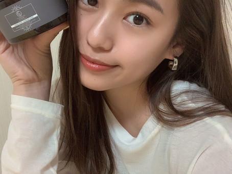 【堤好司】モデル松井萌々香の髪〜新作のトリートメントはたった1分で髪に浸透するって!?