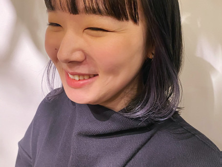 【Akane】引き続きインナーカラーが人気