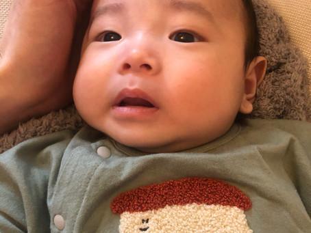 【幸太郎】赤ちゃんがいる生活