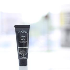 SBCPが作った生ミネラル配合クレイワックスは頭皮の脂や汚れを吸着する