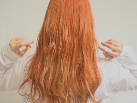 オレンジカラーの作り方【堤好司】