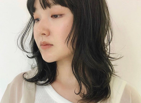 【Akane】夏のウルフスタイル