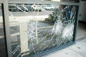 Storefront Glass Repair