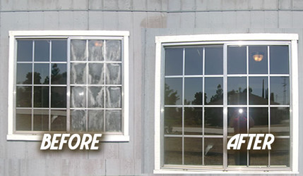 Window Pane Replacement