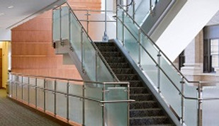 Glass Railing System Installation