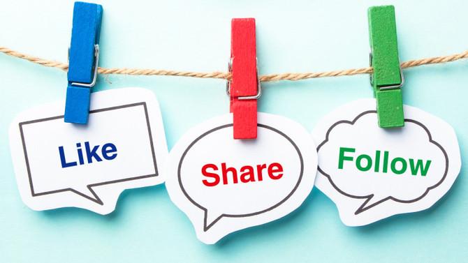 Wat te doen als niemand je posts liket?