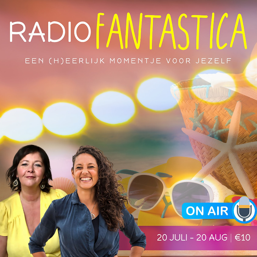 Radio Fantastica 🇧🇪 🥳 🇳🇱