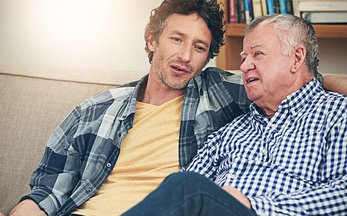 talking to aging parents about home main