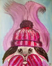 """Winter Hare"""