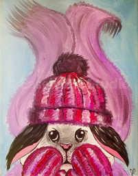 """Winter Hare"""