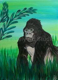 """Gorilla Safari"""