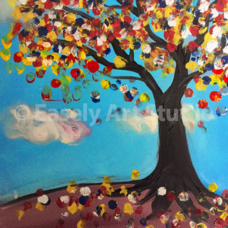 """""""Little Tree of Color"""""""