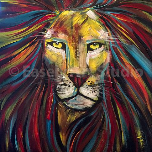 """Majestic Lion"""