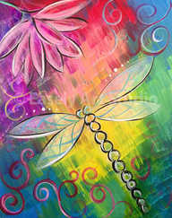 """Dancing Dragonfly"""