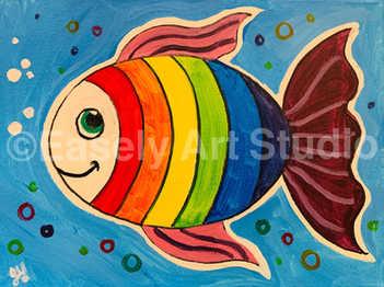 """Rainbow Fish"""