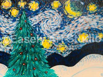 """""""A Van Gogh Christmas"""""""