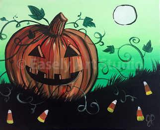 """""""Pumpkin & Treats"""""""