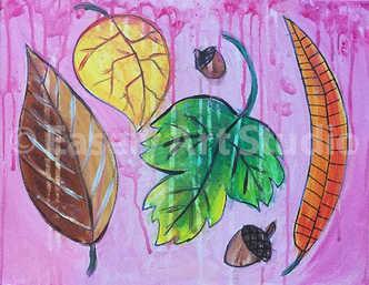 """Fall Leaves"""