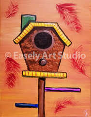 """Bird House"""