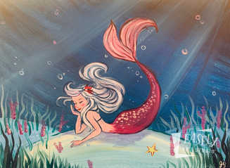 """FANTASY SERIES: Mermaid"""