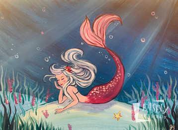 """FANTASY SERIES: Mermaid"""