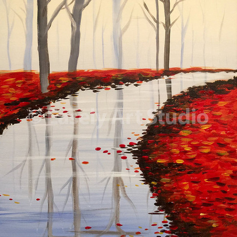 """""""Reflective Afternoon"""""""