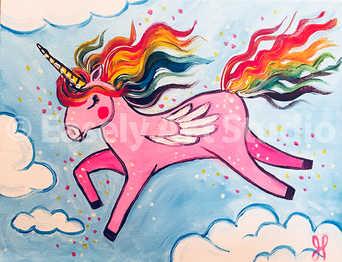 """Unicorn in the Sky"""