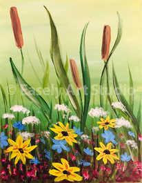 """""""Spring Greens"""""""