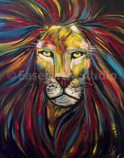 """Majestic Lion"""