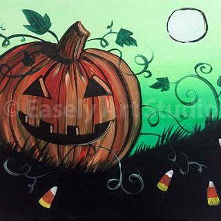 """""""Pumpkin and Treats"""""""