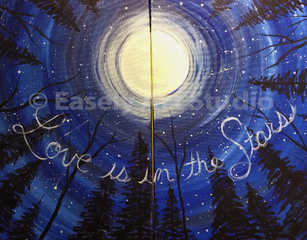 """Love is in the Stars"""