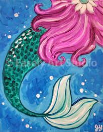 """""""Mermaid's Tail"""""""