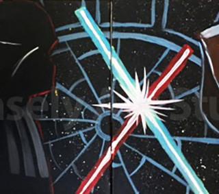 """Star Wars: Epic Battle"""