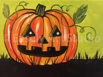 """Kid's Pumpkin"""