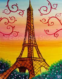 """La Tour Eiffel"""