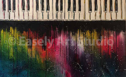 """Colorful Piano"""
