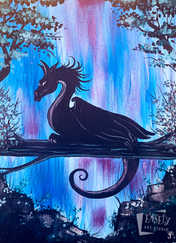 """FANTASY SERIES: Dragon"""