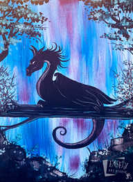 """FANTASY SERIES: Dragon"""