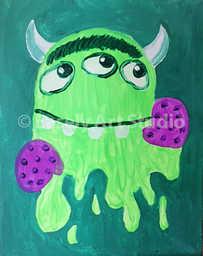 """""""Slime Monster"""""""