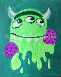 """Slime Monster"""