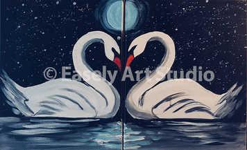 """""""Swan Love"""""""