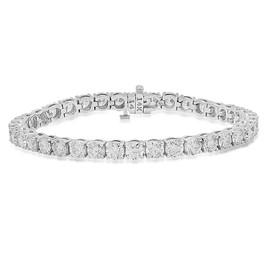 BC165 DIAMOND TENNIS BRACELET