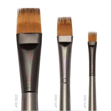 Pinceaux ZEN Plat Comb (éffilé)